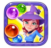 bubble witch saga app icon