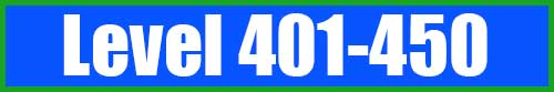 Pet Rescue level 401-450